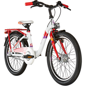 s'cool chiX 20 3-S alloy Kids white